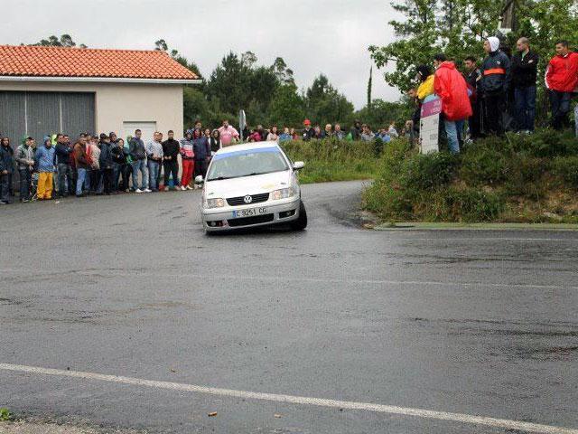 Foto del Rali de Narón