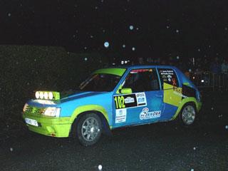 Foto del Rally Lugo 2006