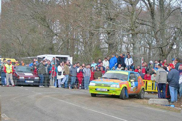 Foto del XI Rallye do Cocido