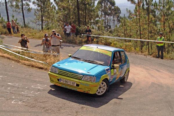 Foto del III Rallye Sur do Condado