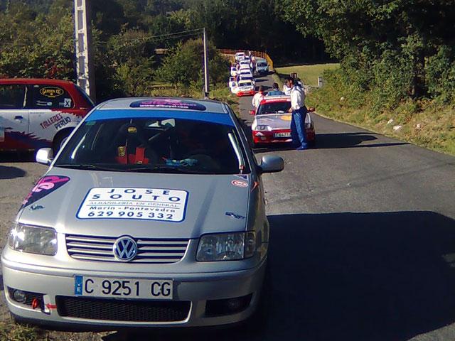 Foto del Rali San Froilán