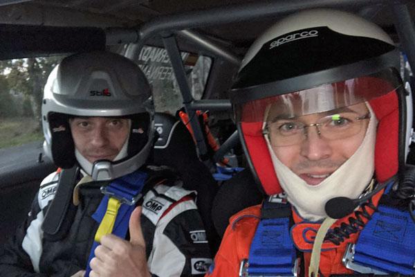 Foto del Rallye Comarca da Ulloa