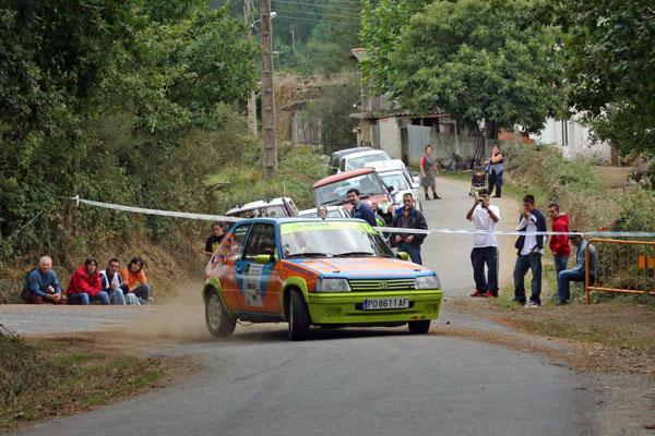 Foto del XVIII Rali do Botafumeiro