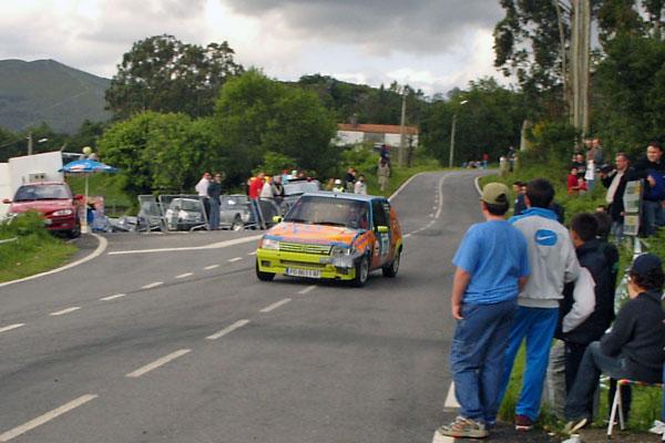 Foto del XIV Rallye do Albariño