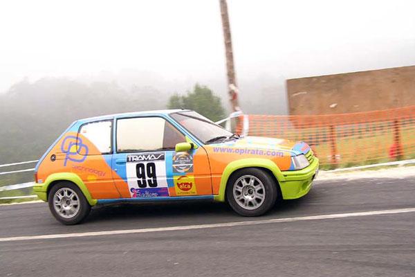 Foto del XVIII Rallye Cidade de Narón