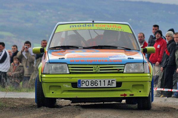 Foto del 27º Rallye Ciudad de Lugo