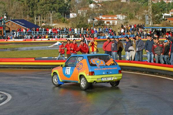 Foto del V Slalom do Salnés