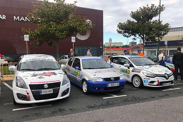 Foto del Rally de Narón