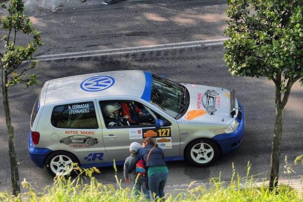 Foto del Rallye Rías Baixas