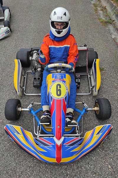Foto del 48º Karting A Pastoriza