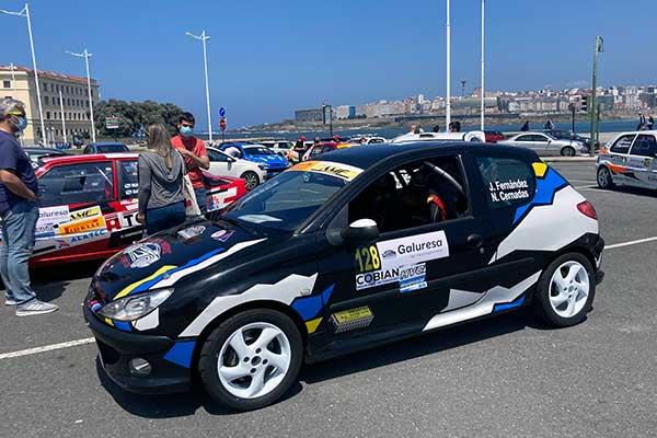 Verificaciones técnicas del 25ª Rallye A Coruña