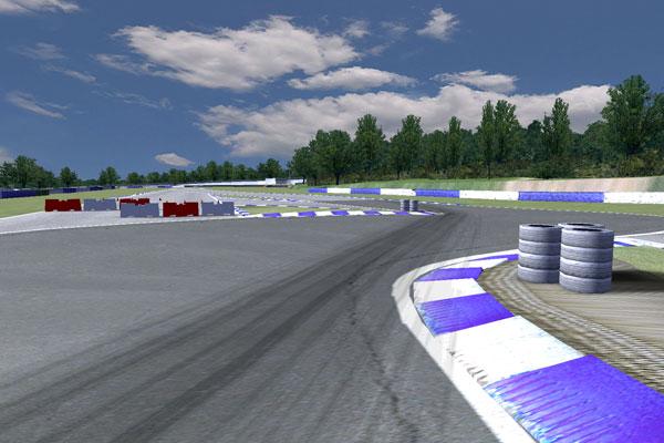 Simulación del circuito Vasco Sameiro en Braga