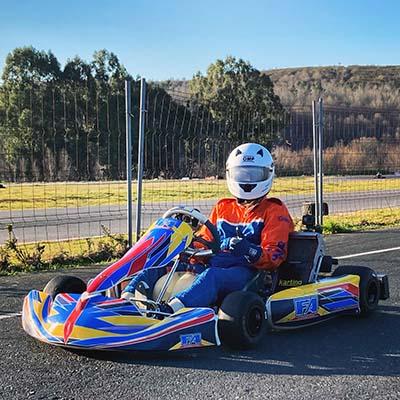 Enlace a pruebas de karting