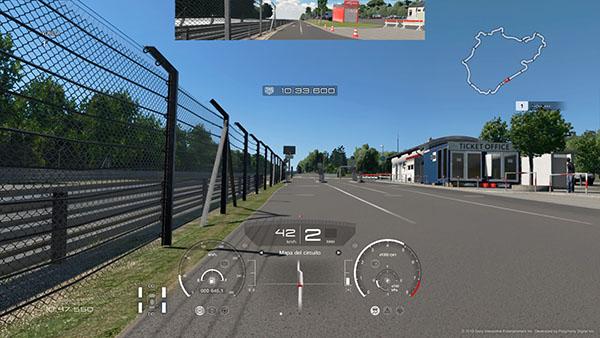 Gran Turismo Sport - Nürburgring Nordschleife