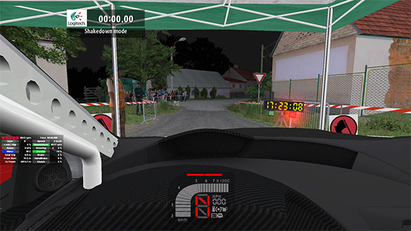 Richard Burns Rally plugin checho (RBR CZ)